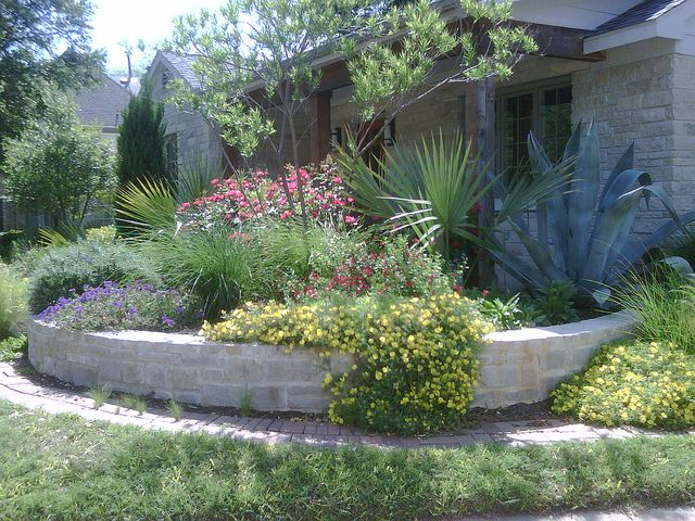10 images about xeriscaping in north texas on pinterest for Dallas landscape design
