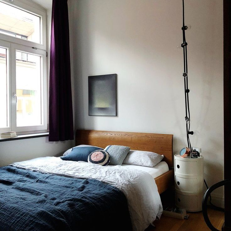 Die besten 25+ blaue Schlafzimmer Ideen auf Pinterest Blaues - wandfarbe im schlafzimmer erholsam schlafen
