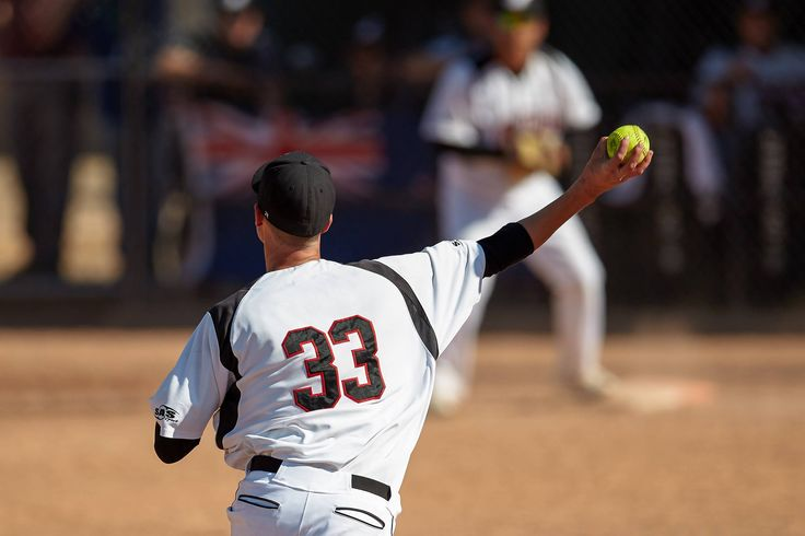 2015 – Saskatoon, ISF Men's World Championship- Softball Black Sox
