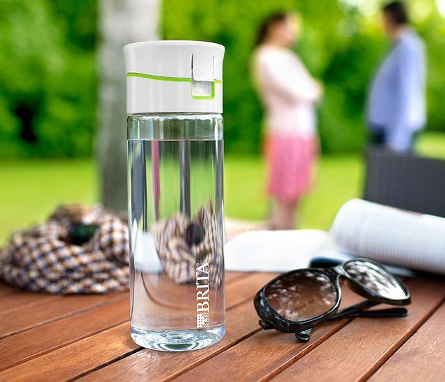 Fancy - Fill Water Filter Bottle by Brita