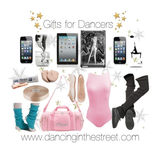 Gifts for Dancers, available at www.dancinginthestreet.com