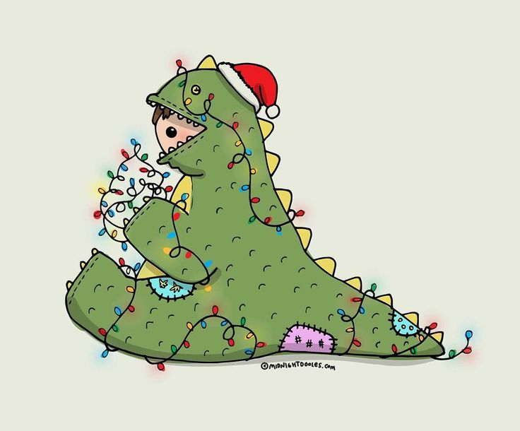 Happy Holidays from Dragon Kin and family!