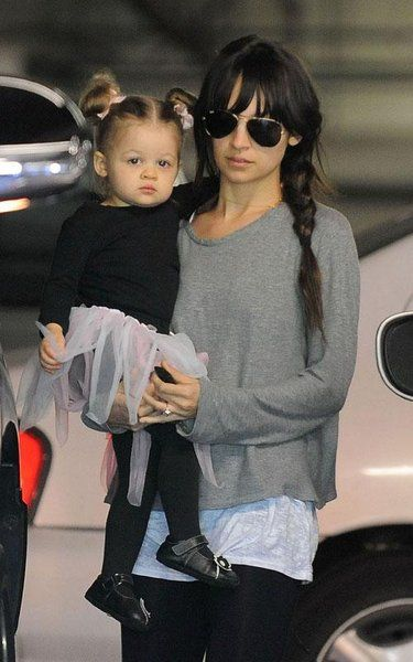 Harlow Winter Kate Madden - (01/11/2008) daughter of Nicole Richie and Joel Madden.