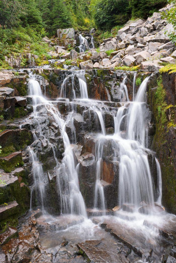 3. Sunbeam Falls These 10 Hidden Waterfalls In Washington Will Take Your Breath Away