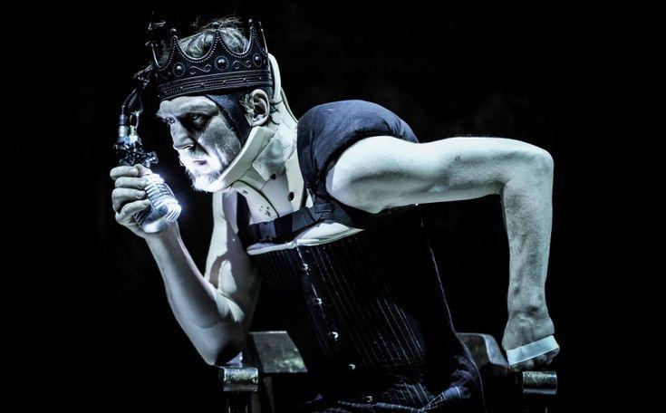Richard III von WilliamShakespeare Regie:ThomasOstermeier Schaubühne Berlin