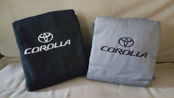 Toyota Corolla 2020 Sedan Seat Covers Full Set Seat Covers Toyota Corolla Corolla
