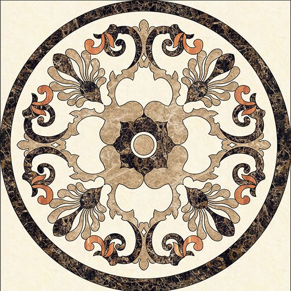 how to tile bathroom countertop 29 best compass and nautical medallions for flooring 23484
