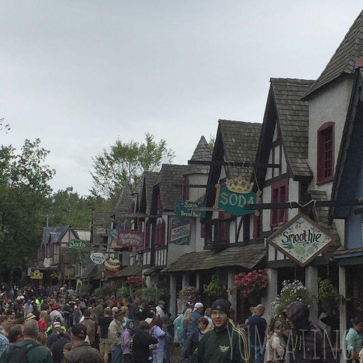 Take a Walk Down Memory Lane at Michigan Renaissance Festival - YUM eating