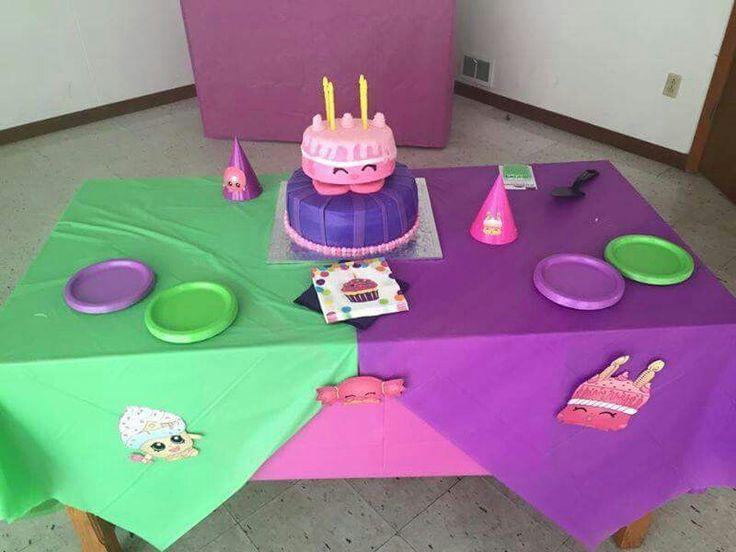 Shopkins Birthday!