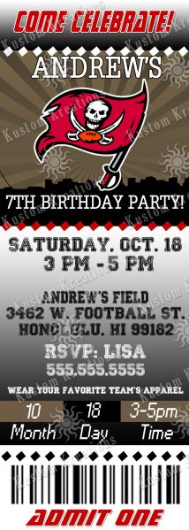 nfl-tampa-bay-buccaneers-ticket-birthday-invitation