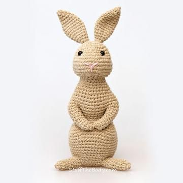 Ugly Doll Knitting Pattern Free : 17 Best images about Amigurumi Bunny on Pinterest Funny bunnies, Ugly dolls...