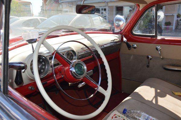 Jaguar XF 150 FHC. 1959. Εσωτερικό.