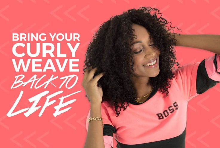 Mayvenn | Curls 101: How To Bring Your Curly Weave Back To Life
