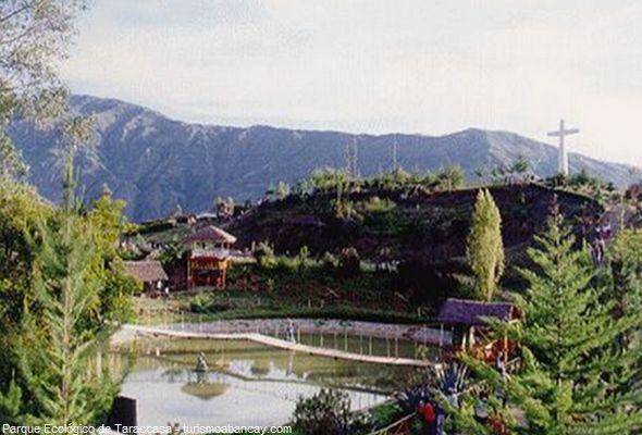 """Visite el Parque Recreacional Taraccasa en Apurímac.  Más conocido como """"El Mirador"""", el Parque Recreacional Taraccasa es un perfecto lugar para apreciar todo el panorama de la ciudad de Abancay y Tamburco, en el departamento de Apurímac."""