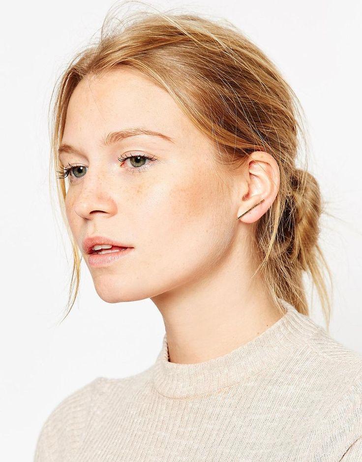 Asos budget minimal ear climber