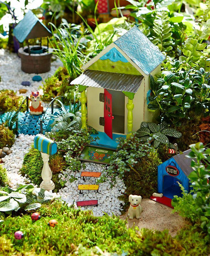 171 Best Fairy Garden Gypsy Garden Images On Pinterest