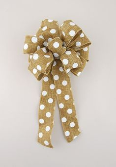 How to Tie a Bow for DIY Gift Wrapping Tutorial