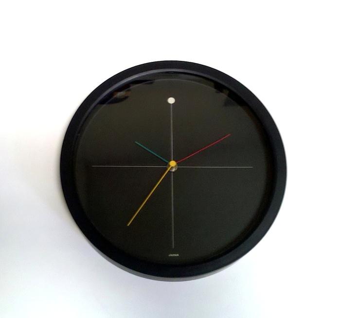 9 Best Memphis Clock Designs Images On Pinterest Memphis