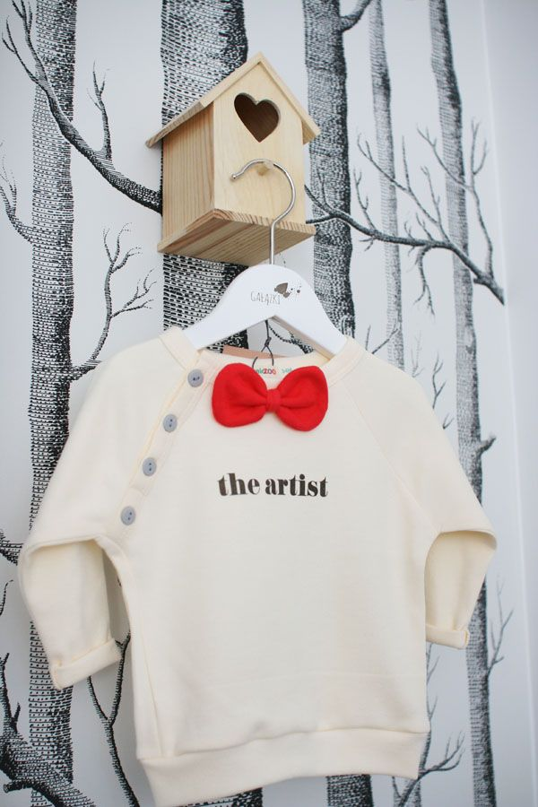 Showroom galazki.pl Baby&kids clothing store The Artist by Organic ZOO