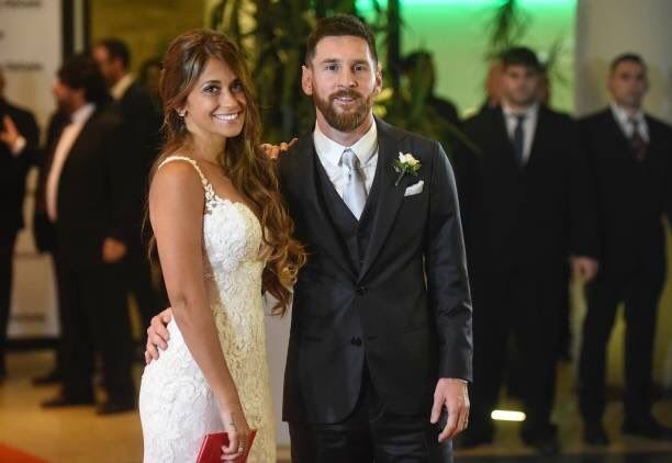 News about messi wedding on Twitter