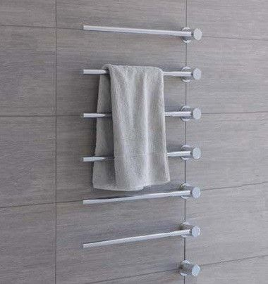 Vola T39EL Built-in Electric Modular Towel Rail