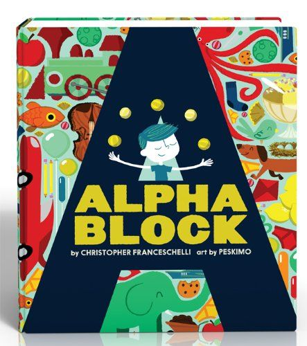 Learning the alphabet has never been more exciting with the use of the Alphablock Board Book. The colourful illustrations, sturdy board pages makes this a must have book for all families with kids.
