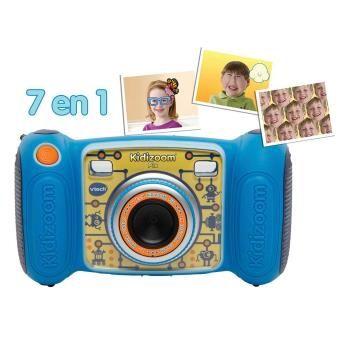 Appareil photo 7 en 1 Kidizoom Pix Vtech Bleu_2