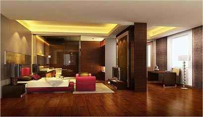 Create An Exclusive Ambience With Wooden Flooring A popular choice is to get wooden flooring with Hardwood, which looks extremely elegant and warm, and is suitable for almost any style of decoration. Added benefits are that it is easy to keep it odor-free and clean and the fact that it adds value to your home. The two major types of hardwood flooring are: