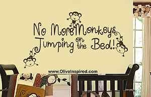 Wall Decor: Wall Decor, Diy For Kids, Daughters Rooms, Socks Monkey, Monkey Jumping, Baby Ideas, Future Baby, Beds Nurseries, Kids Rooms