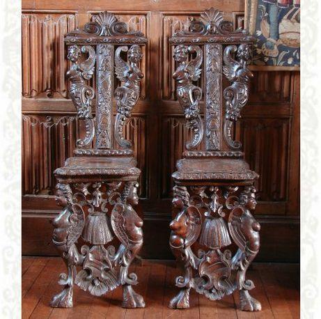 Venice Italy Venetian Palazzo Interiors   16th Century Venetian Chairs   Stuart Interiors. 554 best Historical furniture images on Pinterest   Antique