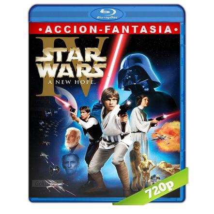 Star Wars Episodio IV Una Nueva Esperanza Full HD1080p Audio Trial Latino-Castellano-Ingles 5.1 (1977)