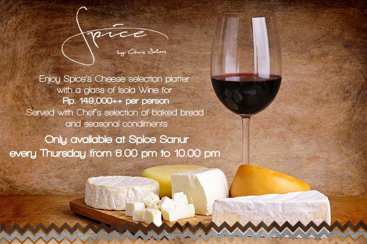 Cheese Night at Spice by Chris Salans Sanur #ChrisSalans #Sanur #CheeseNight #Spice #BaliMagazine #BaliPlusMagazine #BaliPlus #Magazine #Bali