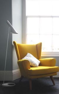 Laurence and Louise: Latest Obsession: Yellow Chairs