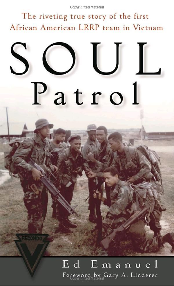162 best vietnam images on pinterest military history warriors soul patrol the riveting true story of the first african american lrrp team in vietnam fandeluxe Gallery