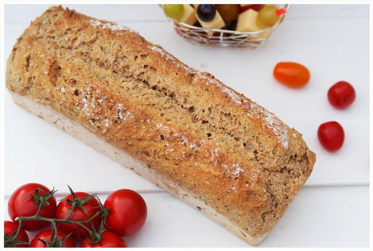 Der Vollkorn-Sepp ist ein leckeres Dinkel-Roggenvollkornbrot und wir nutzen es sehr gerne für Sandwiches. Leckere Aufstriche dazu und fertig ist das Essen.