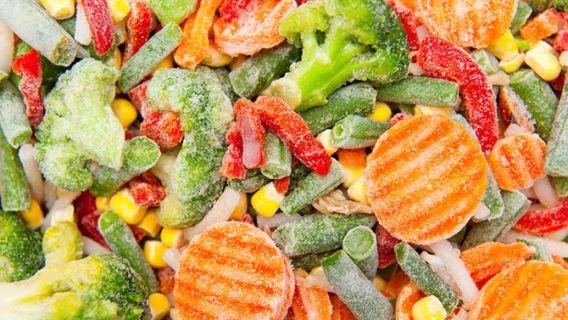 Est-ce que les fruits et légumes congelés sont moins nutritifs que leur…