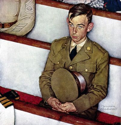 Original Norman Rockwell Paintings | Norman Rockwell illustration