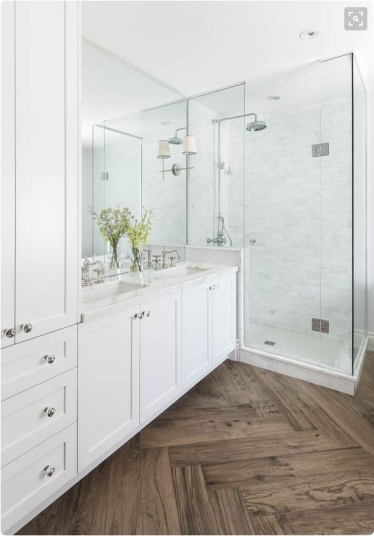 shades bathroom furniture uk%0A ORC Bright White Master Bathroom makeover