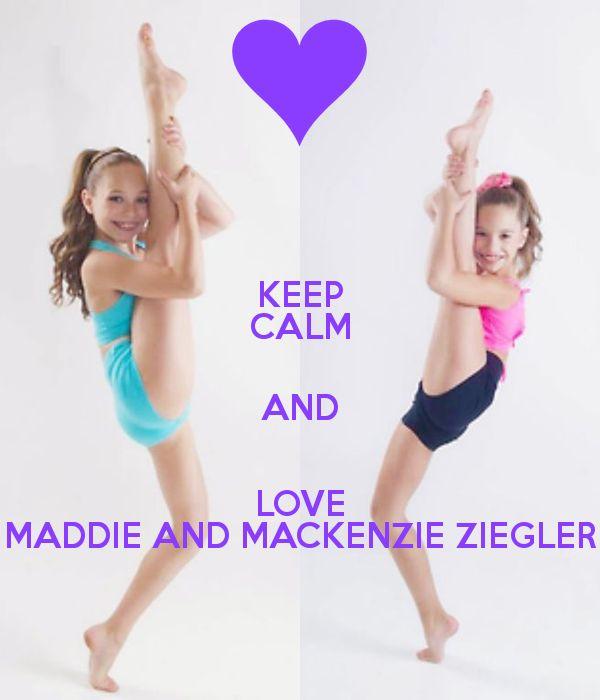 maddie and mackenzie ziegler relationship poems