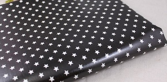 Stars Fabric Tablecloth