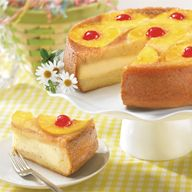 Pineapple And Cream Cheese Upside Down Cake | Dessert | Recipes | Dole Packaged Foods