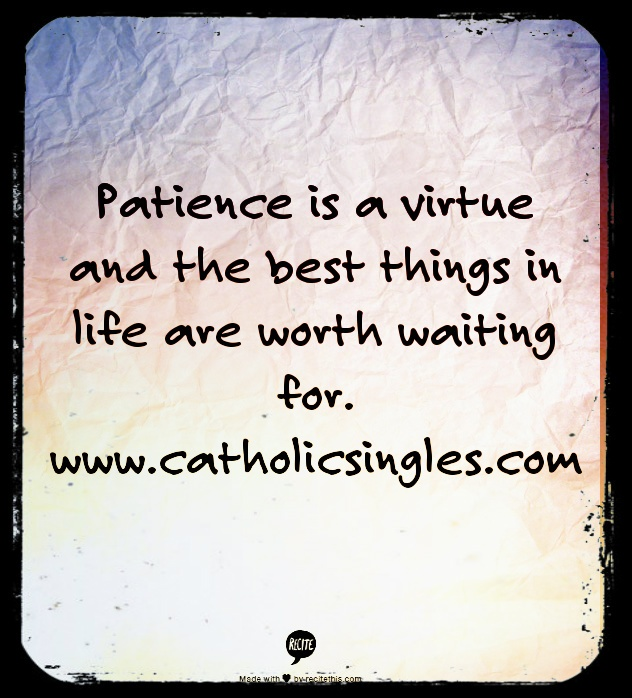 long green catholic single women I've wanted to write this blog for a really long time since i am a bookworm, the #1 way i get inspired in whatever season of life i'm in is through the written word  112 responses to .