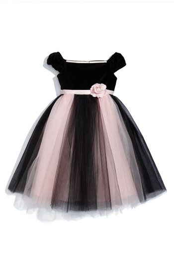 Nordstrom Ballerina Dress- I can totally make this for my girls, looks easy enough