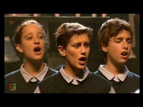 Les Choristes - ''Vois Sur Ton Chemin''. ( En Concert ).