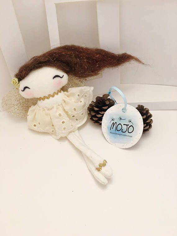 Ornament / Christmas gift / princess / little doll /