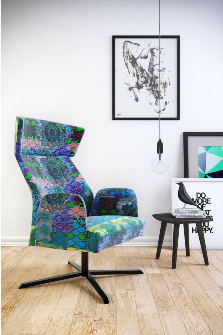 best living room chair%0A This Enora chair by Mobitec will not go unnoticed in your living room   Highy comfortable
