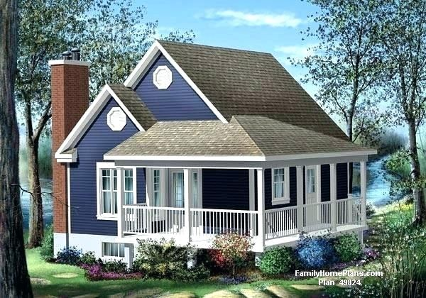 small lake house plans with screened porch small house plans ...