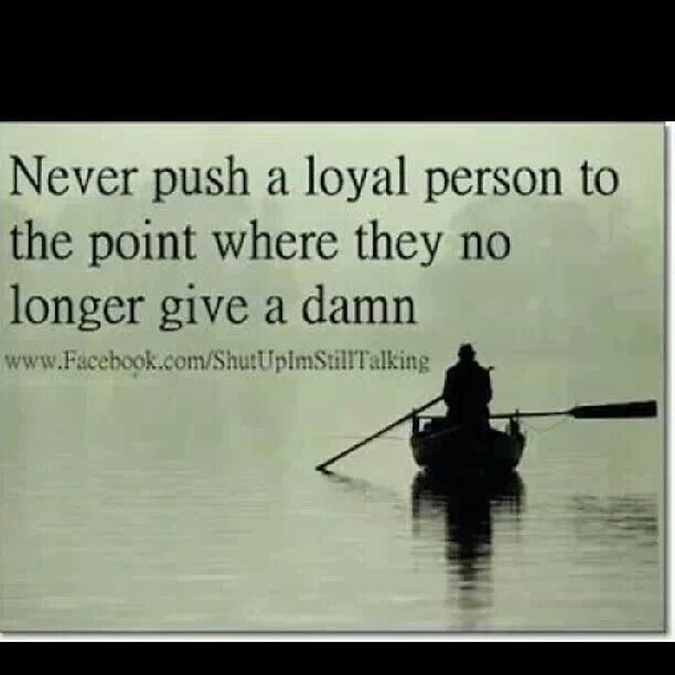 Yup.  You can push someone to the very last straw.
