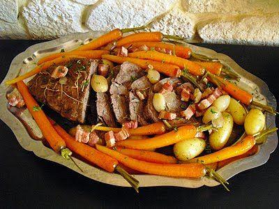 Découvrez la recette Boeuf braisé au four en images ! Boeuf, Plat complet et plus encore... Aimer cuisiner, sans être un grand chef avec des recettes faciles, originales et authentiques. A déguster et partager !