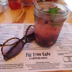 The Gluten Exchange: {Restaurant Review} Fig Tree Cafe- A California Eatery & Gluten Free Paradise